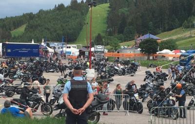 (Crédits photographiques Gendarmerie des Vosges)