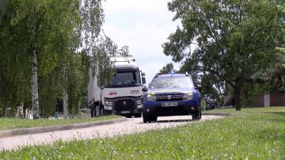 Le Camion - interception