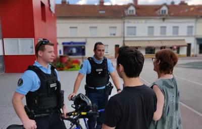 (information et photographie gendarmerie des Vosges)