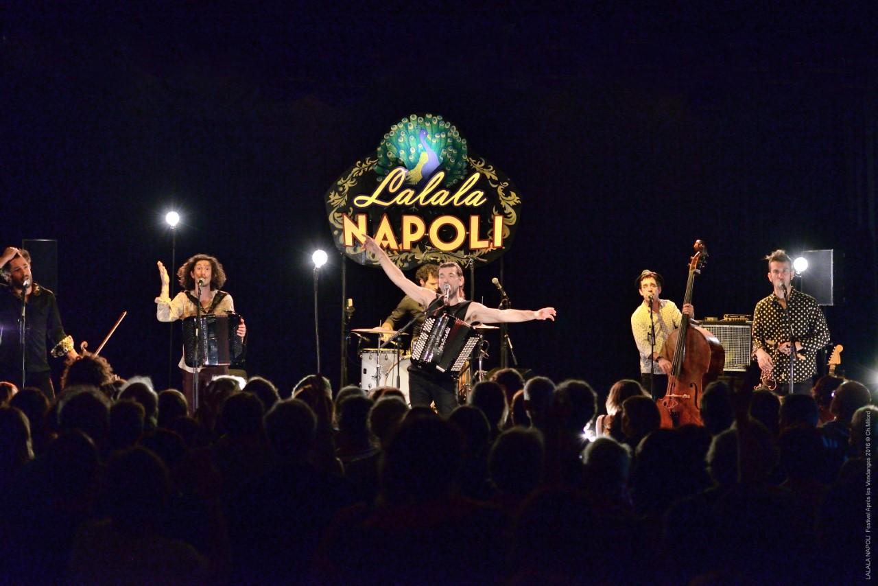 Lalala Napoli - vendredi 10 août - photo ChMilord