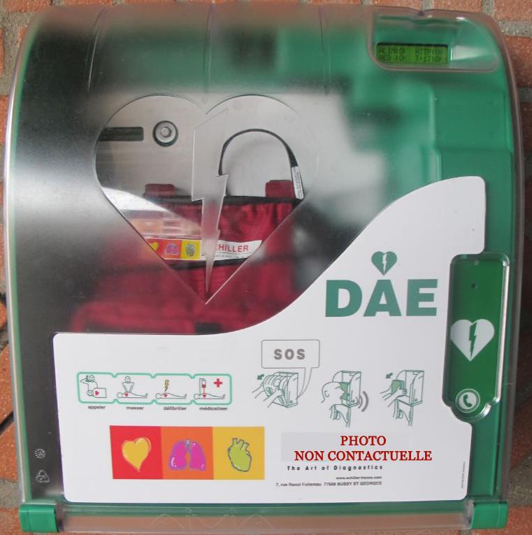L'utilisation du défibrillateur cardiaque automatique externe est possible pour tous depuis 2007 : un grand progrès dans la prise en charge de l'arrêt cardiaque.