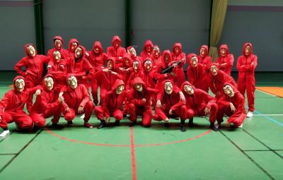 photographie All dances, spectacle pour la foire aux associations sportive d'Epinal