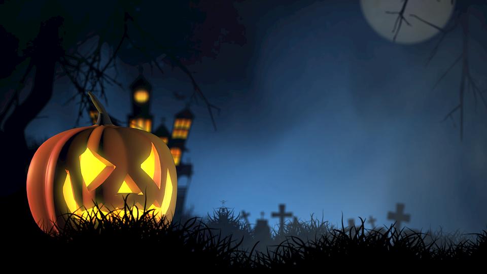 Des frissons pour Halloween !