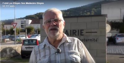 """(capture d'écran Vidéo """"Eloyes SOS Medecins"""")"""