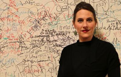 Lucile Richardot, crédit photo Juliette Lemaoult / Les Arts Florissants
