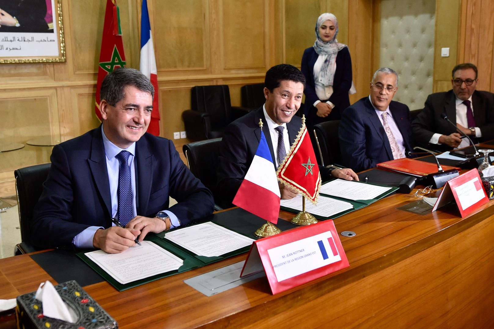 Signature-coopération-Grand-Est-Oriental_Stadler-Région-Grand-Est