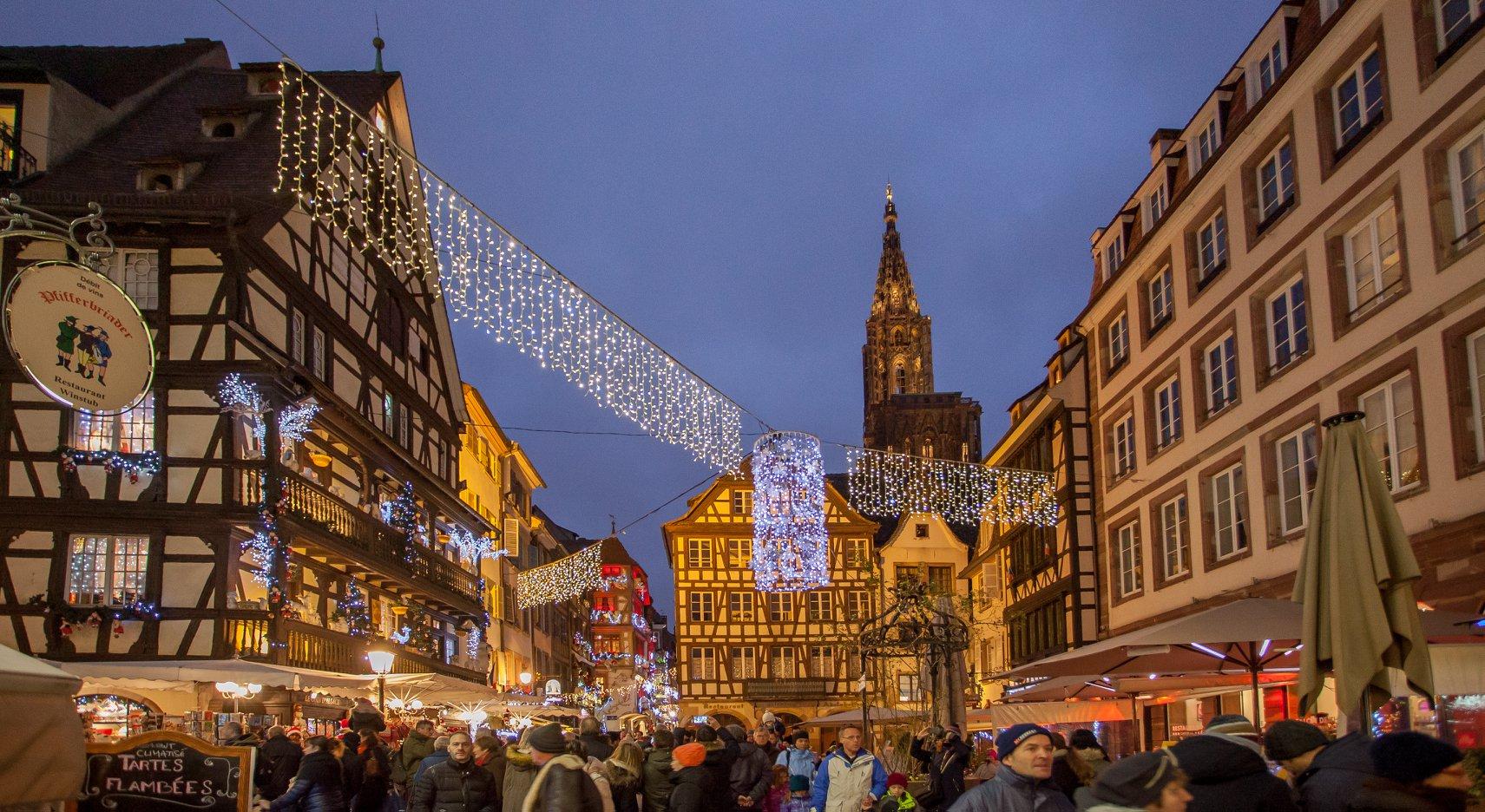 (crédit photo OT Strasbourg)