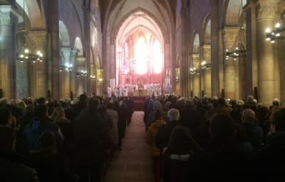 (photographies église catholique des Vosges)