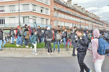 Manifestation_Lycéens_Georges-Baumont-8