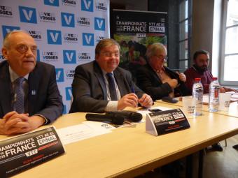 Championnats de France de VTT électrique Epinal (2)