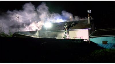 Incendie Capavenir-Thaon Route Oncourt 3