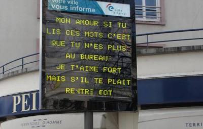 message-amour-panneau-lumineux