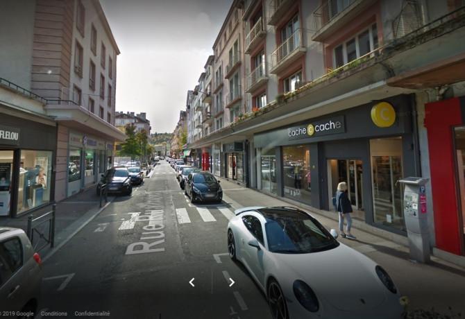 (photographie Google maps)