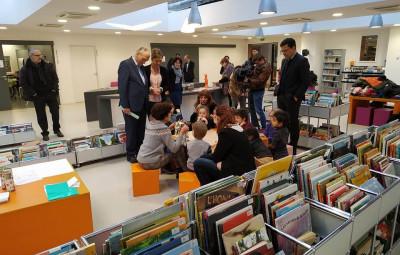 (crédits photographies Bmi - Bibliothèques & Médiathèques Intercommunales)