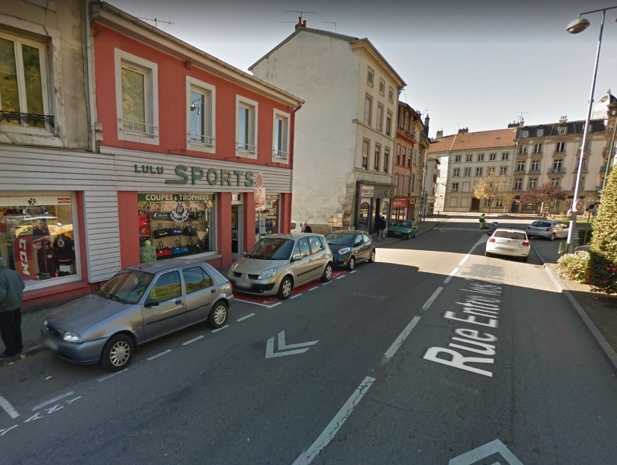 (photographie Google maps)