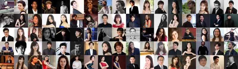concours piano mosaiqueCandidats