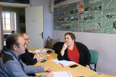 conf syndicats manifestation-epinal-CGT