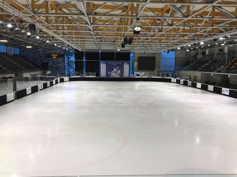 photographie Patinoire Intercommunale Epinal