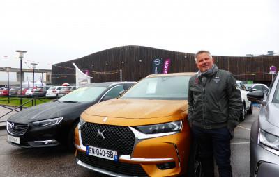 Stéphane Brocard directeur du groupe Opel et DS
