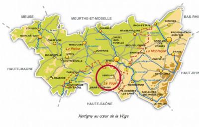 xertigny