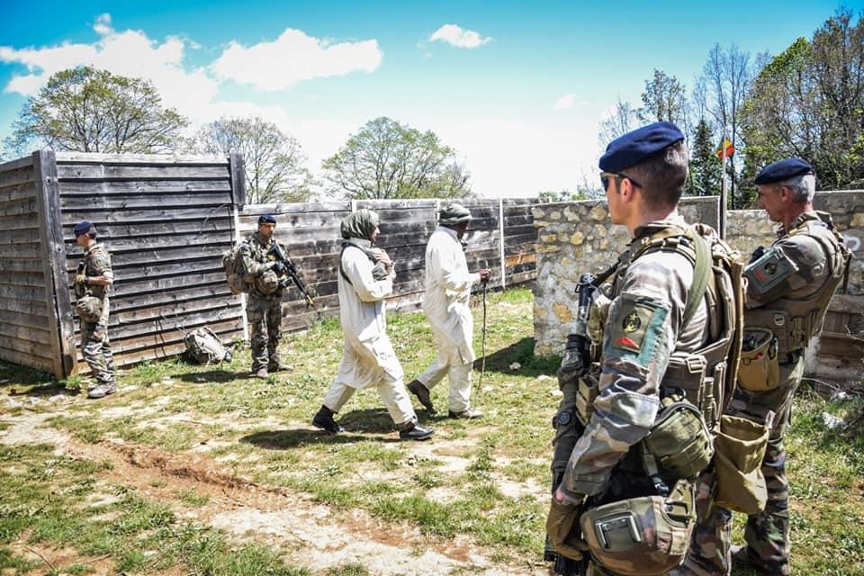 photographies 1er régiment de tirailleurs