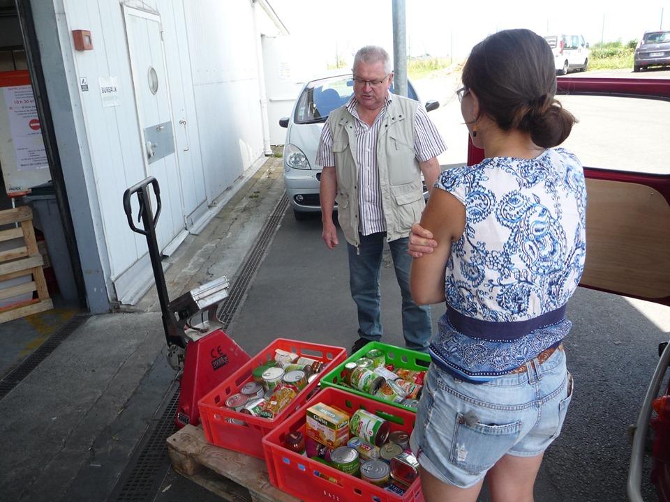 Crédits photos Banques alimentaires