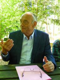 Michel Heinrich, a présenté les animations municipales au Spinaparc d'Epinal