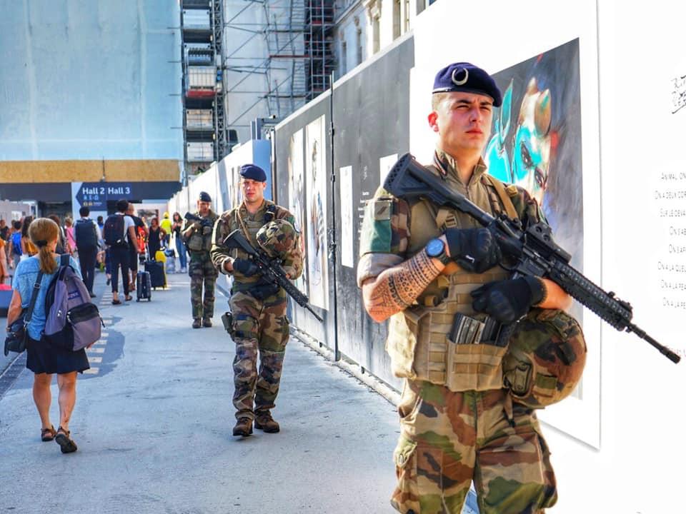 photographie 1er Régiment de tirailleurs d'Epinal