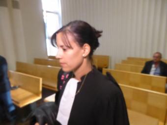 L'avocate de l'Imagerie, Me Angélique Delage