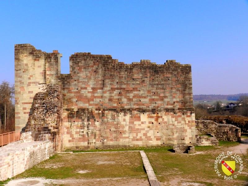 Le château d'Epinal et sa résurrection