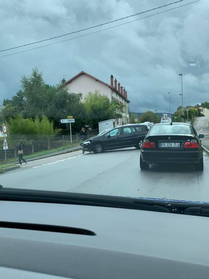 photographie Info radar Vosges