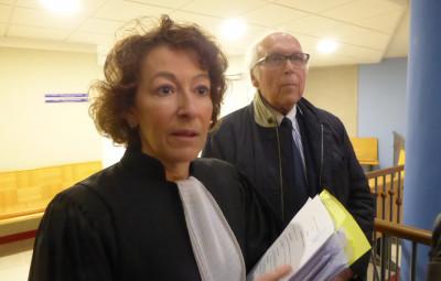 Me Sylvie Leuvrey du cabinet Welzer et Hervé De Buyer