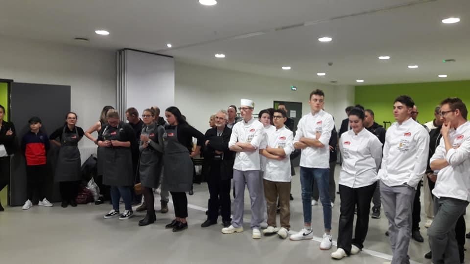 Meilleur jeune boulanger du Grand Est : Andréa Bourgoin remporte le premier prix !