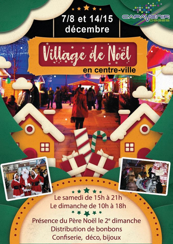 village-de-noel-thaon-