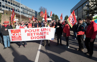 photos Syndicat CGT Cheminot Epinal