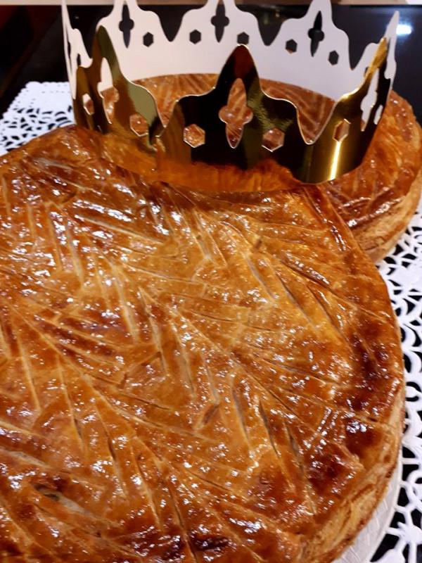 photographie Galette des rois de la boulangerie de l4avenue de l'Europe Epinal-Golbey