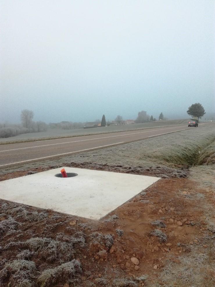 Bientôt un nouveau radar à La Baffe