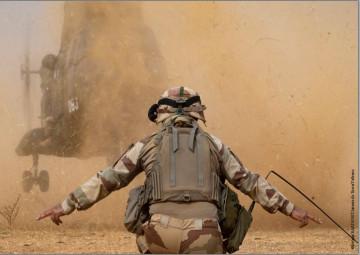 cirfa hélico Mali