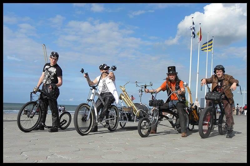 Les-bikers