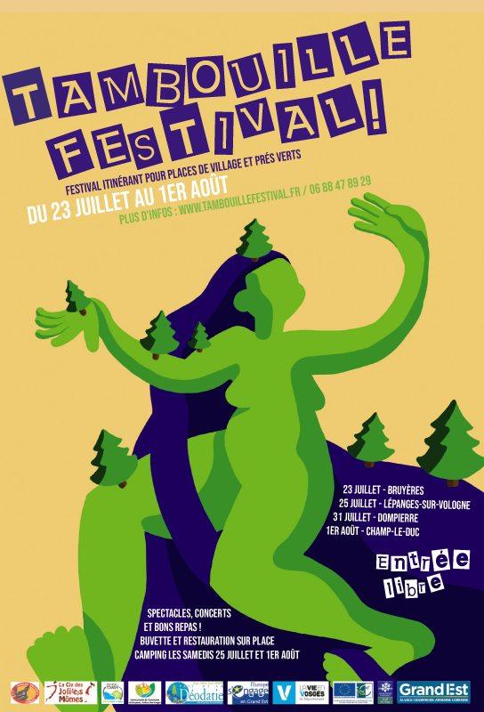 Le Tambouille Festival reprend la route cet été !