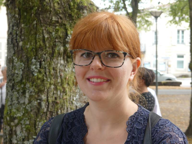 Anne-So, conseillère municipale - Epinal infos