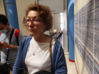 Me Sylvie Leuvrey, associée de Me Gérard Welzer