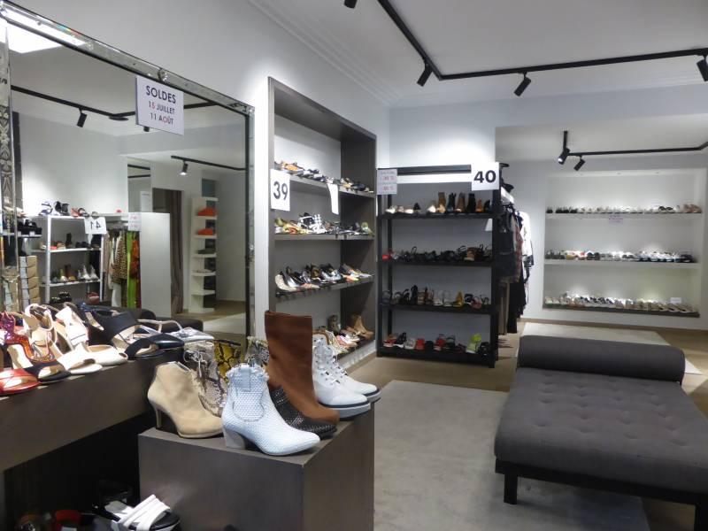 boutique Sandale à Epinal