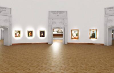 thumbnail_De la Renaissance au XXe sicèle, vue 01, ©UMA