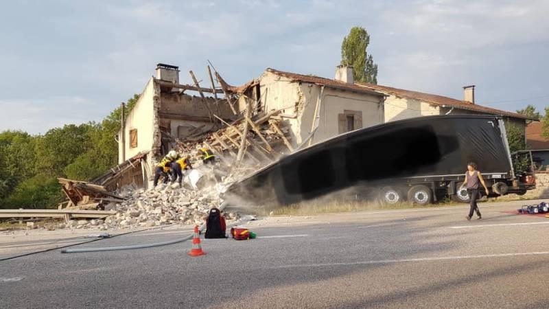 photo sapeurs-pompiers de Meurthe-et-Moselle