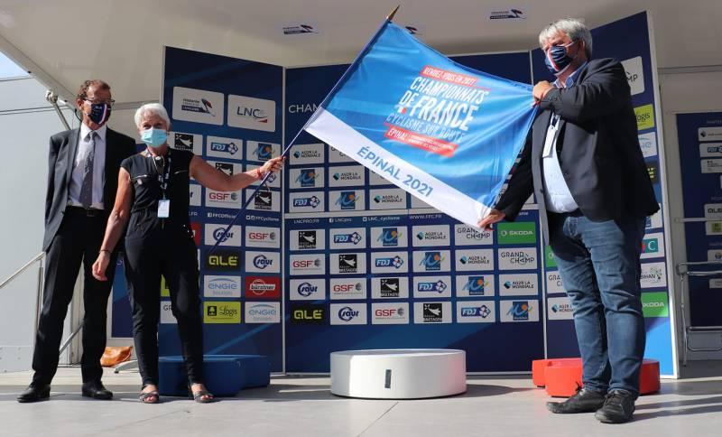 photographie Fédération française de cyclisme sur route