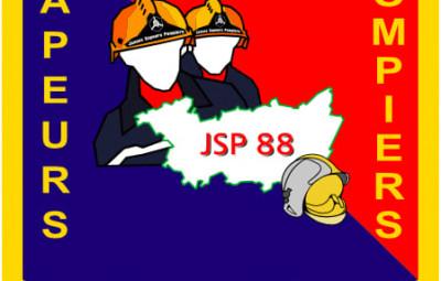 image et information page FB pompiers des Vosges