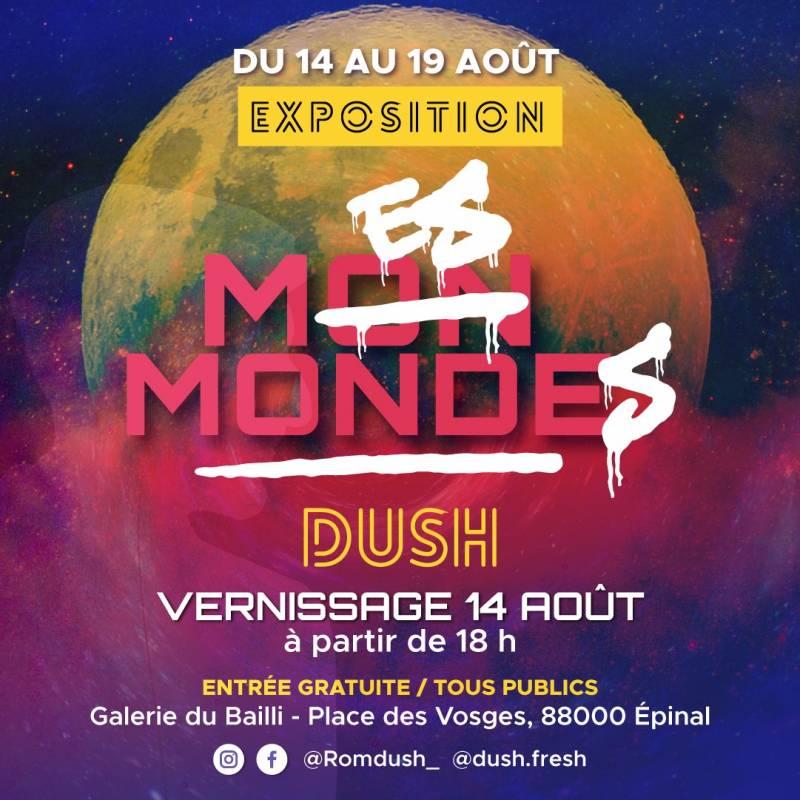 thumbnail_Pub - Carré - Mes Mondes- DUSH