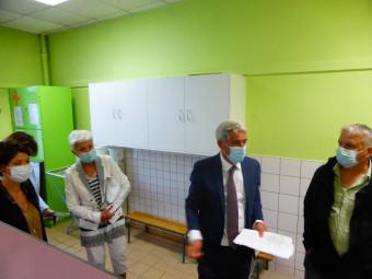 Rénovation des sanitaires à Luc Escande