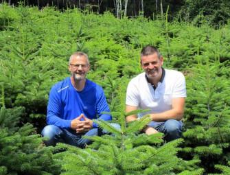 Laurent Hatton et Fabien Mathiot